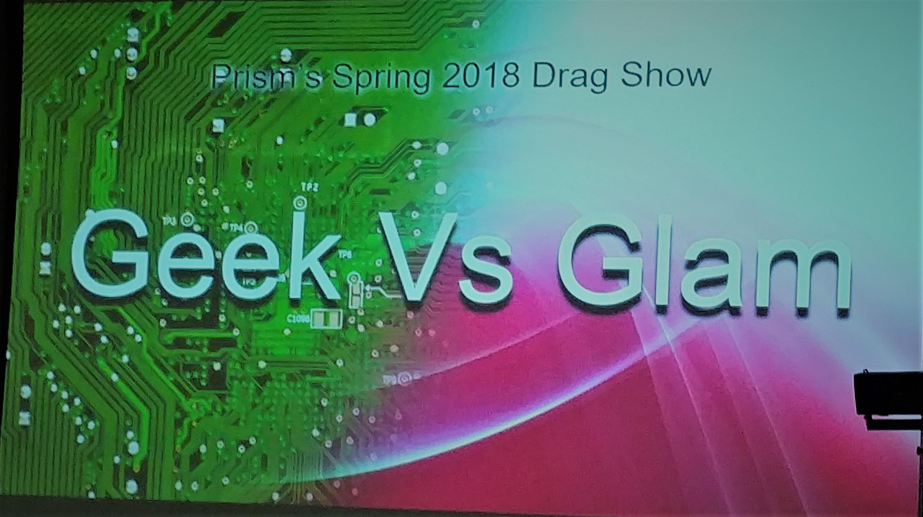 Geek vs Glam