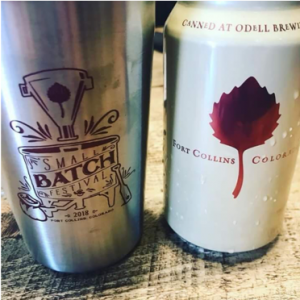 Small Batch Festival hosted by Odell Brewing