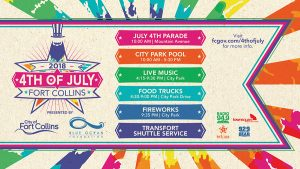 Fort Collins_Fourth of July Events