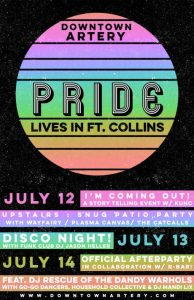 NoCo Pride: Pride Outside