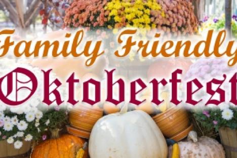 famil freindly Oktoberfest