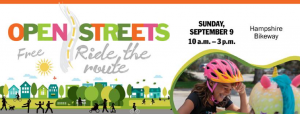 Open Streets, Ride the Route