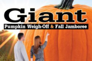 Giant Pumpkin and Weigh-off and Fall Jamboree