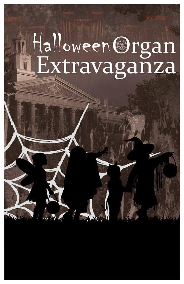 Halloween Organ extravanganza