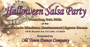 Halloween Salsa Halloween