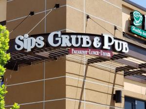 Sips Grub and Pub