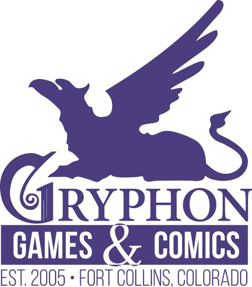 Gryphon Games and Comics