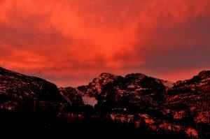 Colorado sunrises