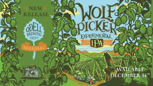 Wolf Picker Odell Brewing Company