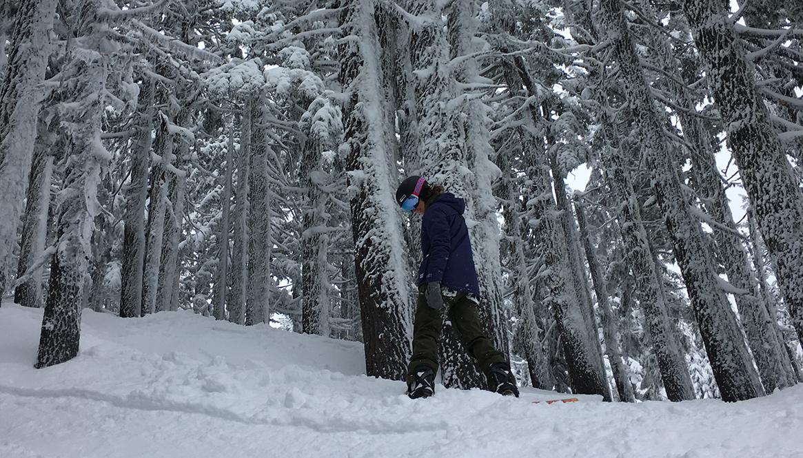 stephanie-kemp-snowboarding-in-trees (1)