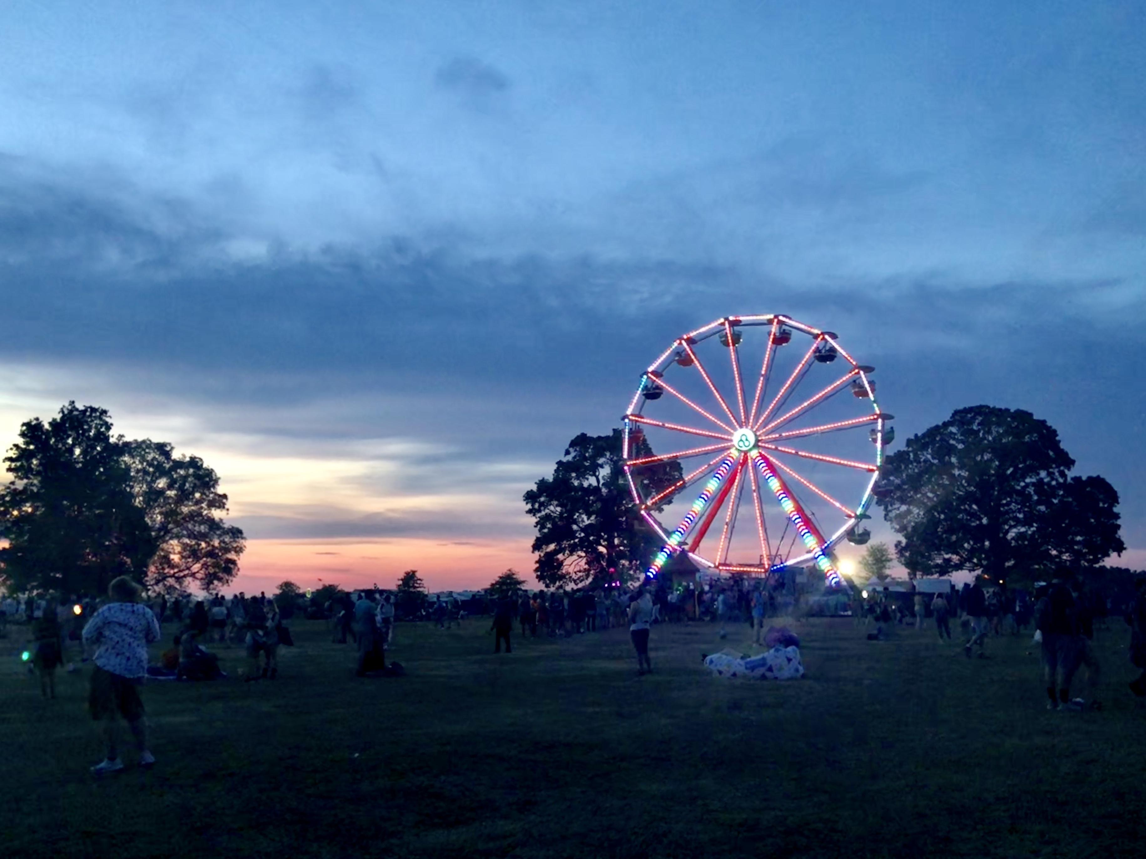 Ferris Wheel Festivals