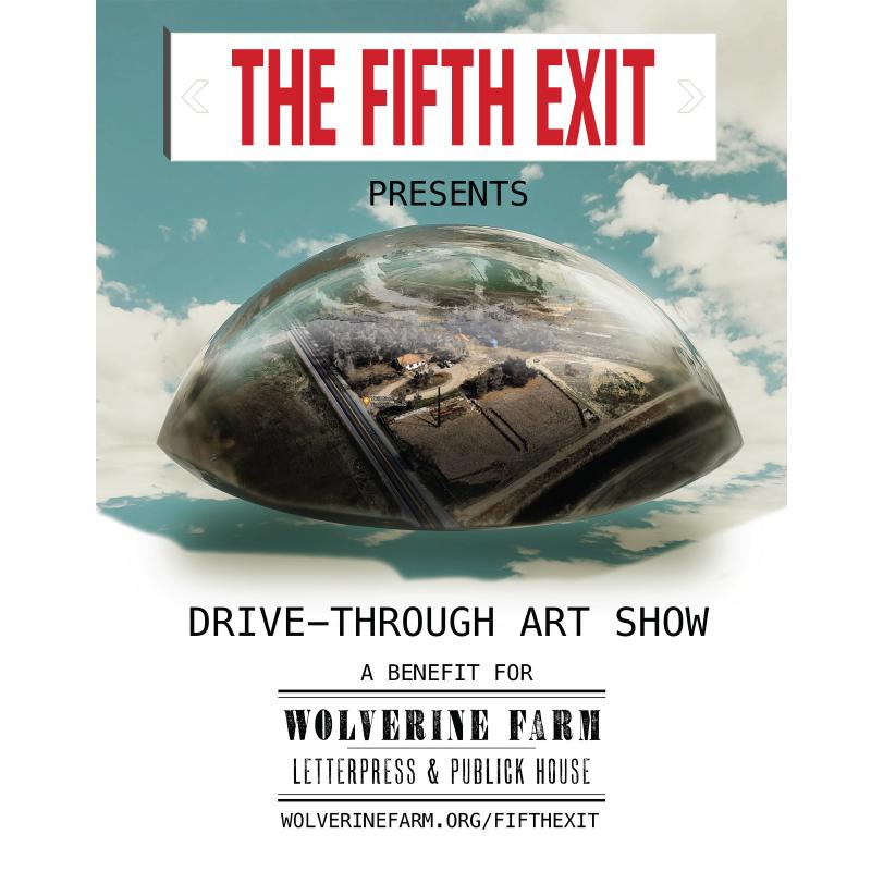 drive thru art show