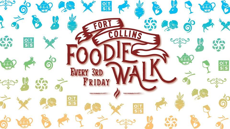 foodie walk